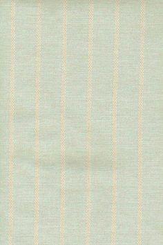 "Caroll Stripe   Mineral  Width 54""   87% Cotton   31% Rayon   Drapery   Upholstery   Blue   Wovens   Fabric"