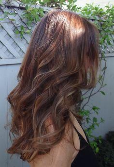brown hair colors - Popular Pins on Pinterest