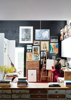 Live, work, play. Sean Fennessy http://thedesignfiles.net