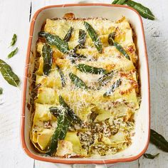 "27.9k Likes, 244 Comments - Jamie Oliver (@jamieoliver) on Instagram: ""With it's gorgeous three-cheese filling, this golden, bubbling, baked veggie cannelloni is such a…"""