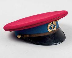 Gorra para Teniente de Húsares de Pavía
