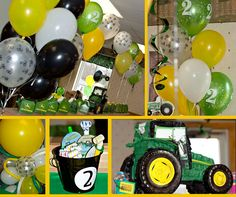 LOVE THIS!!! What can I say I'm from Delaware-John Deere Green Party