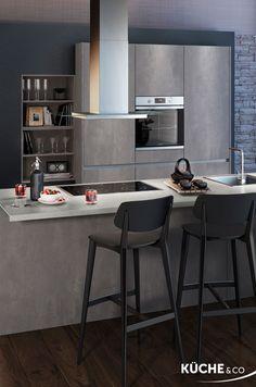 Die 54 besten Bilder von Küchentrend Beton und Stein ...