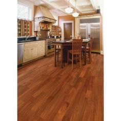 Home Legend Hand Scraped Sterling Acacia 3/4 in. Thick x 4-3/4 in. Wide x Random Length Solid Hardwood Flooring (18.70 sq. ft./case)-HL133S - The Home Depot