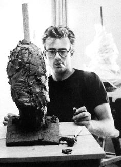 diane likes art — jamesdeaner: James Dean photographed by Sanford...