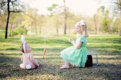 Easter picture idea, adorable, sibling photo