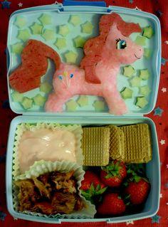 MLP: Pinkie Pie Bento by mindfire3927 on DeviantArt
