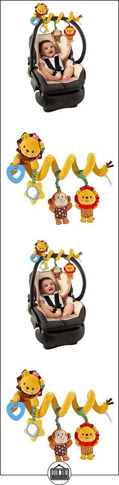 Juguetes Colgantes - HOSIM león juguete cunas de Peluche Veludillo Animal Espejo Diseño con Música Bell Infantil bebés niños niñas  ✿ Regalos para recién nacidos - Bebes ✿ ▬► Ver oferta: http://comprar.io/goto/B01M6A4PFG