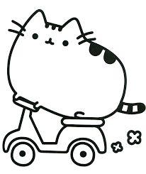 Resultado De Imagen Para Pusheen Scooter Pusheencatsdiy Crafts