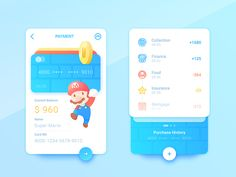 Some association between Mario's Coin Rush and Payment…