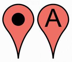 Google Maps Logo - GOOGLE MAPS PERMET DE MESURER ET CALCULER LES DISTANCES
