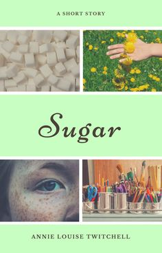 """#wattpad #short-story """"None of it would have happened if only I wasn't so absentminded!""""  Unfortunately, I am very absentminded.   ***  This is the story of an awkward, klutzy girl, and an easily flustered, awkward painter. Also, a five pound bag of sugar."""