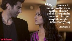 Aashiqui2 - Love Quote.