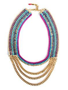 venessa arizaga #jewellery MULTI