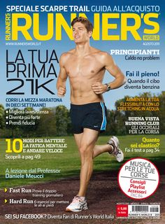 Runners World magazine Action plans Power surge Shoe buyers guide Perfect  form. Runner s World Italia 0749f05265d