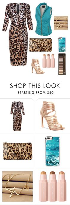 """""""Untitled #70"""" by lraqe ❤ liked on Polyvore featuring beauty, LE3NO, Jessica Simpson, Dolce&Gabbana, Casetify and Urban Decay"""