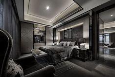 重庆万科城LP6户型新古典别墅设计丨矩阵纵横设计
