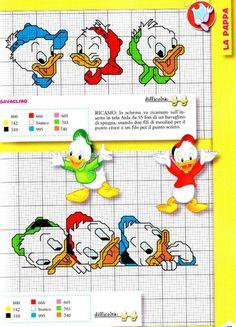 Cross Stitch *♥* Cute as Bookmark's Disney Cross Stitch Patterns, Cross Stitch For Kids, Cross Stitch Borders, Cross Stitch Baby, Beaded Cross Stitch, Counted Cross Stitch Patterns, Cross Stitch Designs, Cross Stitching, Cross Stitch Embroidery