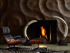 MOKO, falburkolat luxus terekben | design.hu