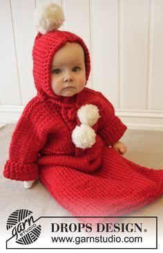 5 patrons gratuits et en français pour faire un nid d ange au tricot! -  Bricolages - Des bricolages géniaux à réaliser avec vos enfants - Trucs et  ... 2ccc2e2b253