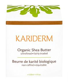 Kariderm Shea Butter 100% Natural and Organic, 120 mL: Amazon.ca: Beauty