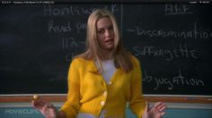 Female Monologue #5 CLUELESS (Amy Heckerling)
