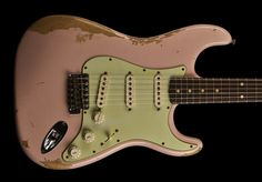 Heavy relic Shell Pink Strat