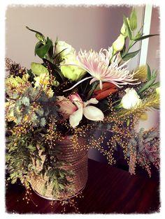 Simply beautiful flower arrangement