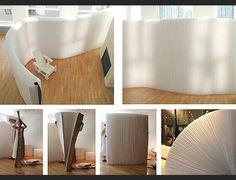 Molo Design's portable walls