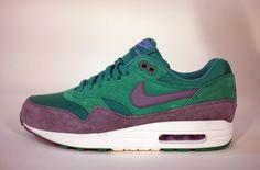 Nike Air Max 1 Green/Purple