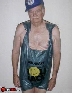 Cheap Walmart clothes...gesh