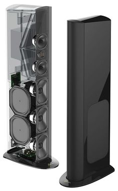 Audiophile Speakers, Hifi Audio, Audio Speakers, Subwoofer Box Design, Speaker Box Design, Home Theater Speaker System, High End Speakers, Audio Design, Dj Equipment