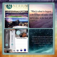 Nerium International A real opportunity. www.raeledesma.nerium.com 100 million 1 year 1 product