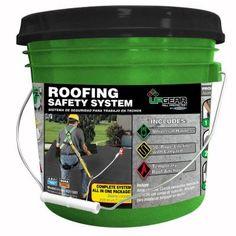 Werner Roofing Safety System-K211201 - The Home Depot