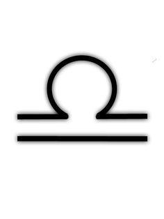 Libra Signs | ChePanArt › Portfolio › Libra Zodiac Symbol