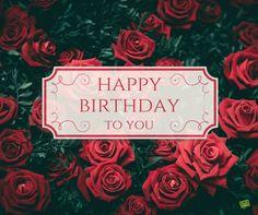 Birthday Quotes : Happy Birthday to you. Happy Bday Gif, Happy Birthday Flower, Happy Birthday Beautiful, Happy Birthday Girls, Happy Birthday Pictures, Birthday Images, Birthday Wishes Flowers, Birthday Wishes Quotes, Happy Birthday Messages