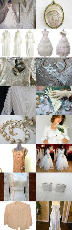 Vintage Lace by Teamlove Group by Laura Collins on Etsy--Pinned with TreasuryPin.com