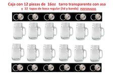 tarro vidrio transparente con asa mason jars county fair drinking jars 16oz con tapa regular perforada Envios a todo Mexico. Descuentos especiales al Mayoreo tienda en linea: www.kichink.com/stores/quieromasonjars#.VC7M8vldWVM www.facebook.com/quieromasonjars twitter: @QuieroMasonJars http://www.pinterest.com/QuieroMasonJars/