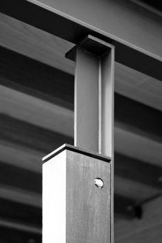 village extension | column detail ~ abbozzo
