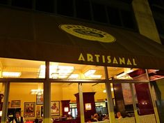 Chef Terrance Brennan of Artisanal in NYC