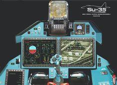 Многоцелевой истребитель Су-35С (Су-35БМ)