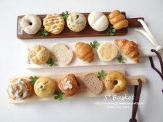 ミニ棚用パン焼けました♪ の画像|SWEETS BASKET (S*Basket)