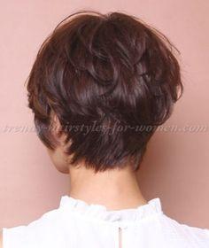 Best 25+ Pixie haircut long ideas