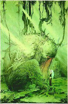 Charles Vess, Swamp Thing