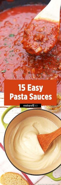 Tired of the same old pasta dishes? Why not spice it up? The real beauty of pasta sauce is that, with a few simple tweaks and easy to find ingredients, you can go from sweet and sassy to hot or eve…