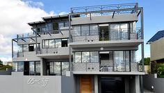 65 on Cliff Home is conveniently located in the popular Gansbaai area. The hotel offers guests a range of services and amenities designed to provide comfort and convenience. Service-minded staff will welcome and guide you at the 65 on Cliff Home. Home Interior Design, Exterior Design, Stone Flooring, New Builds, Bed And Breakfast, Hotel Offers, South Africa, Mansions, Architecture