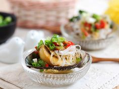 Steamed Abalone with Vermicelli