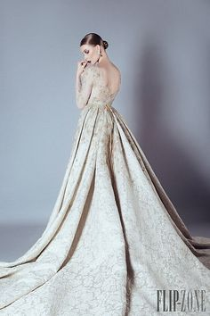 Alfazairy Fall-winter 2015-2016 - Couture