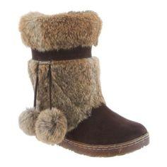 Women's Bearpaw Tama II Solids Mid Calf Boot