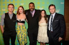Wilson Bethel, Jaime King, Cress Williams, Rachel Bilson and Scott Porter